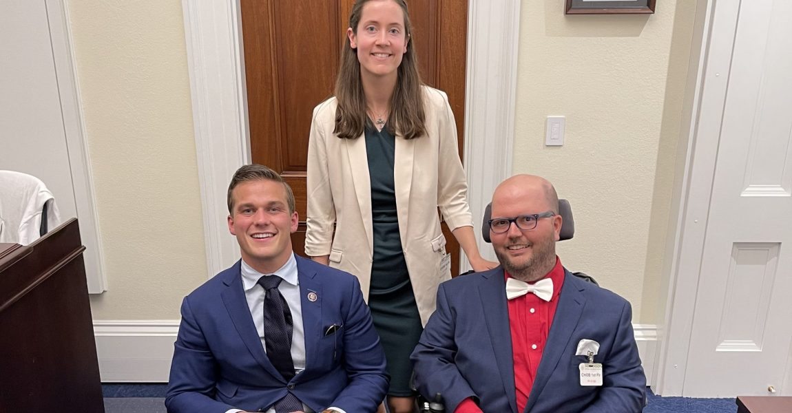 D'Agostino Meets with Carson, Cawthorn, Bilirakis, Others in DC